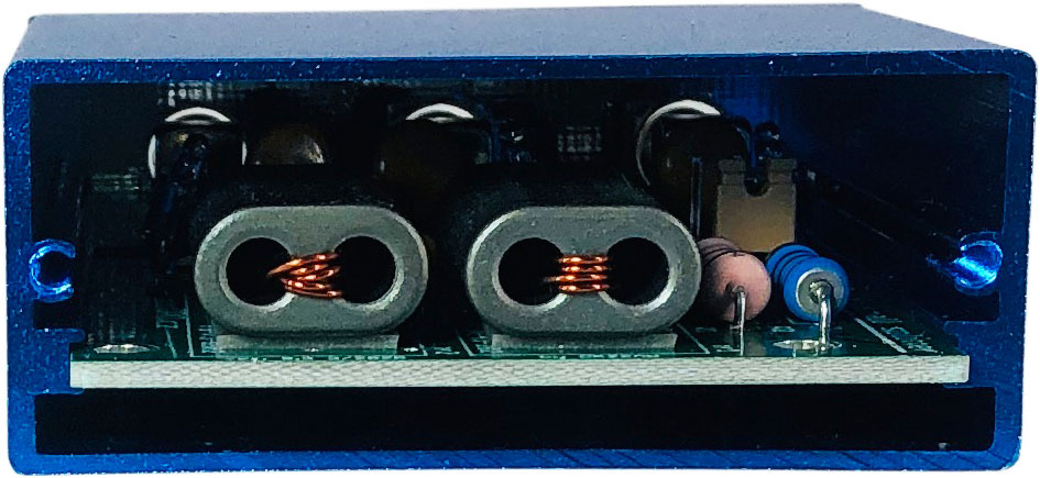 2way rx splitter combiner in aluminium box qro.cz hamparts.shop