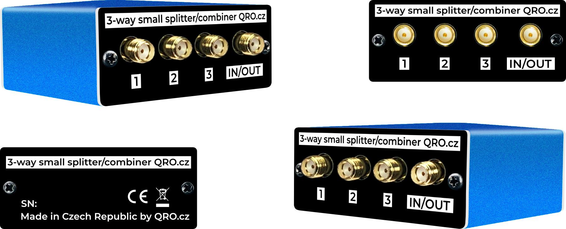 3way small splitter in box assembled qro.cz hamparts.shop