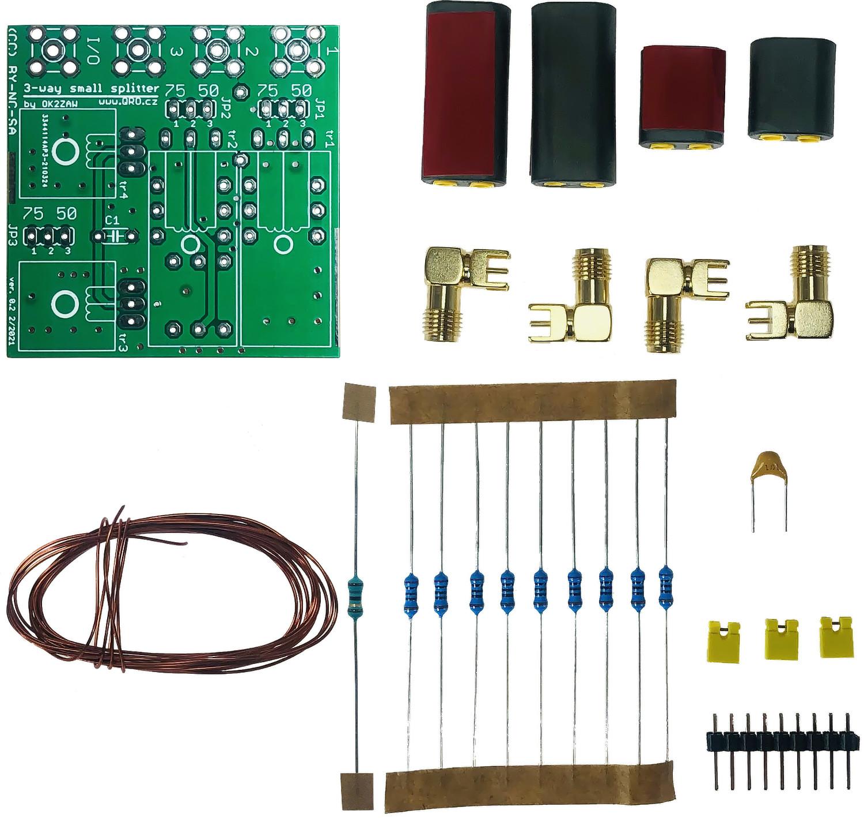 3way small splitter kit qro.cz hamparts.shop